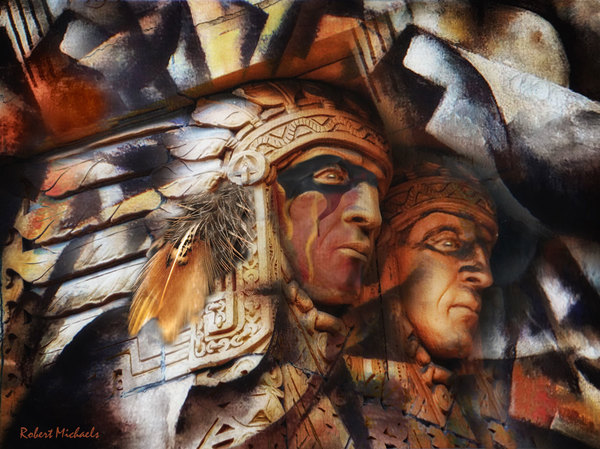 Two Native Americans