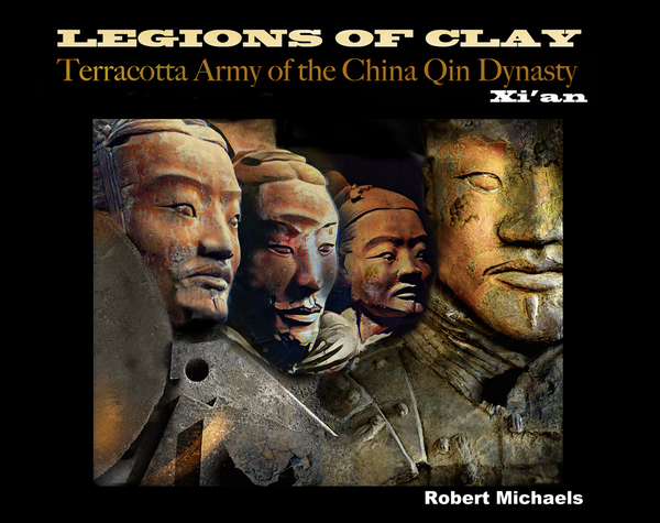 Legions of Clay Book